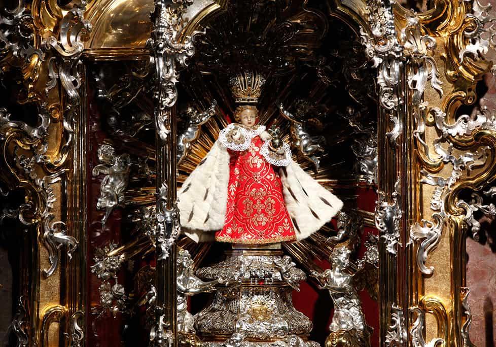 Infant Jezus of Prague
