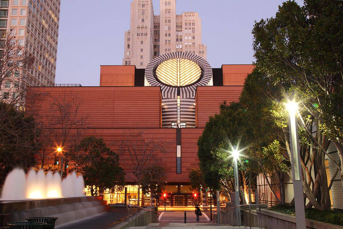 Top 25 things to do in san francisco the crazy tourist for Museum craft design san francisco