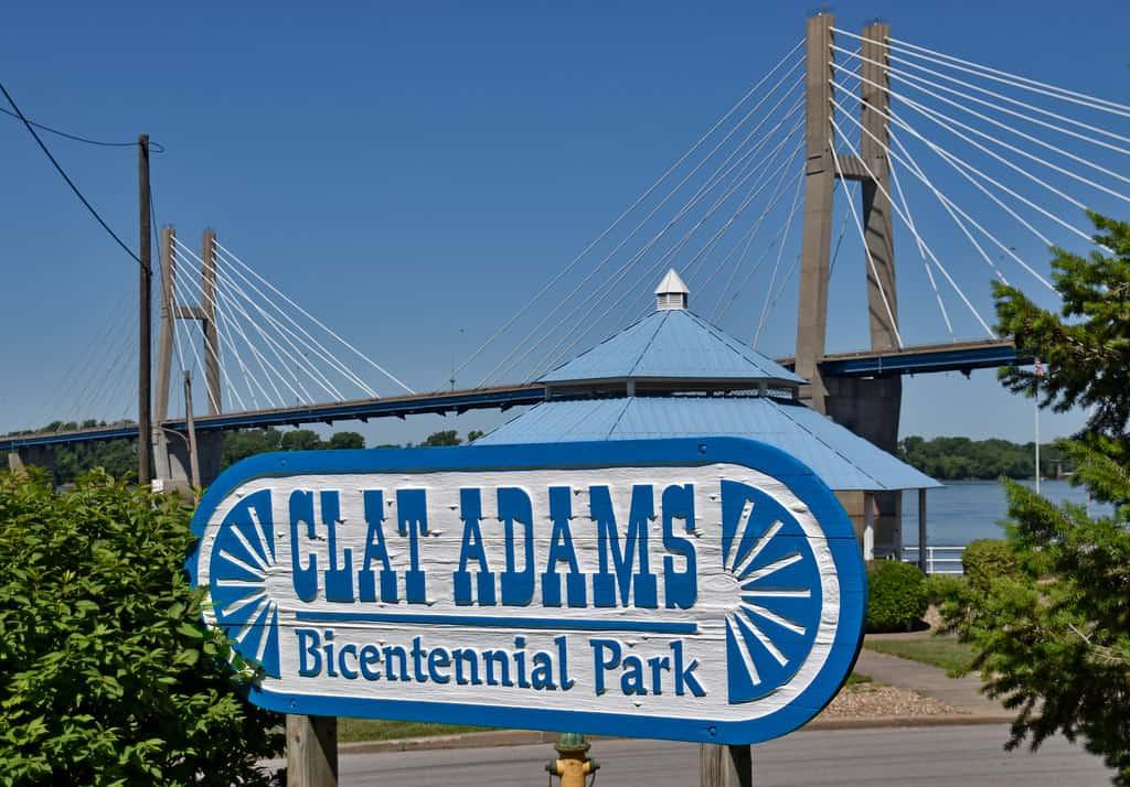 Clat Adams Bicentennial Park