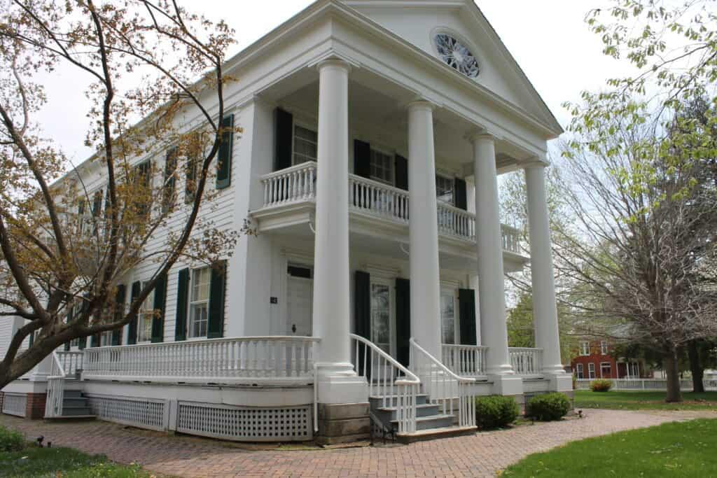 John Wood Mansion
