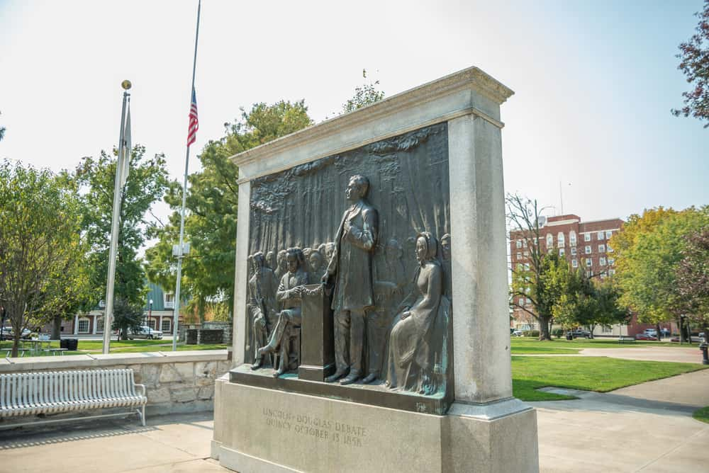 Historic Downtown Quincy and Washington Park